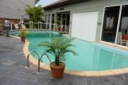 A vendre magnifique avec une vue panoramique  appartement T4  proche du Lycée français de Tananarive - piscine
