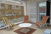 A louer un grand appartement T4 meublé et équipé à Mahamasina Antananarv