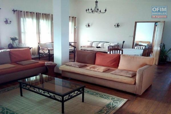 A louer, appartement T2 proche centre ville dans une résidence sécurisée à Mahamasina Antananarivo