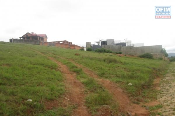 A vendre terrain de 1829 m2 à Antanetibe Antehiroka ivato