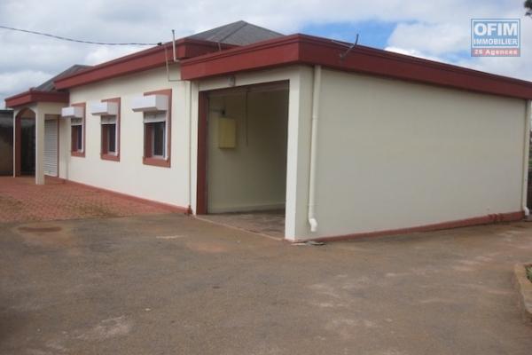 OFIM met en location une villa F4 à Anosiavaratra