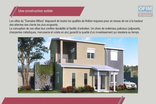 Vente villa F5 Ankadikely Ilafy Tananarive .