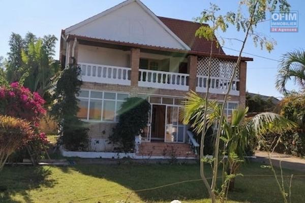 Vente belle villa F5 Mahabo Andoharanofotsy Tananarive