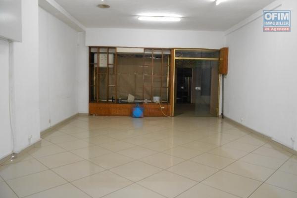 A louer un local professionnel de 80m2 à Tsaralalana Antananarivo