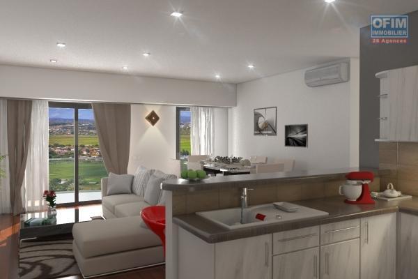 Vente appartement T3  90 M2 standing Ivandry Tananarive