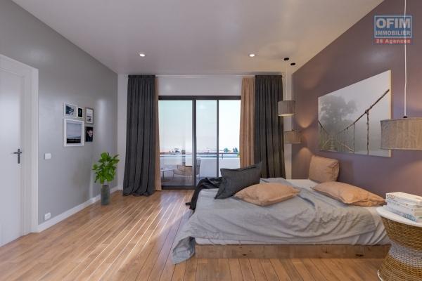 A vendre villa  F4 moderne et neuve  dans un lotissement au bord du lac Andranotapahana