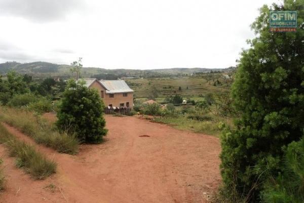 Vente Terrain de 9870m2 sur Ambohimanga
