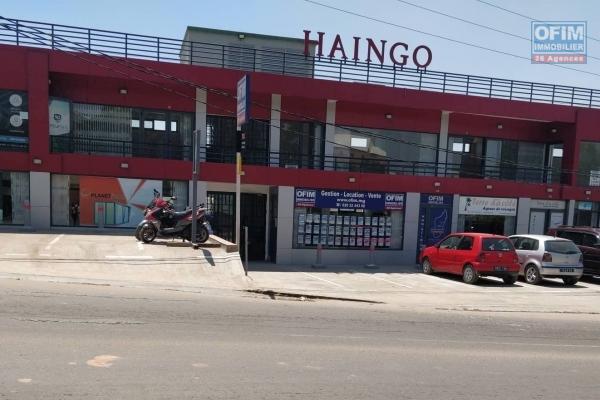 OFIM met en location un local de 45m2 à Ankadimbahoaka soanierana
