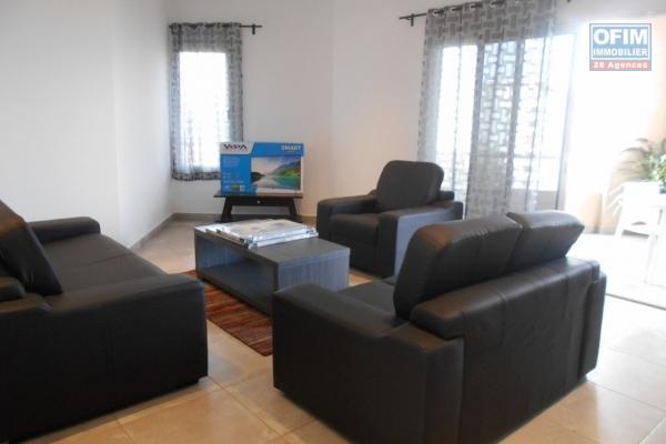 Un appartement T3 meublé et équipé de standing avec vue près Mausolée Antananarivo