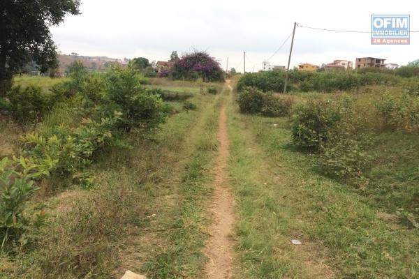 A vendre, un terrain de 11 ha dans la zone industrielle Soavina Tanjombato - Antananarivo