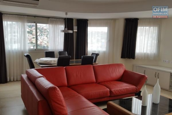 A louer un appartement T3 meublé à Ivandry Antananarivo