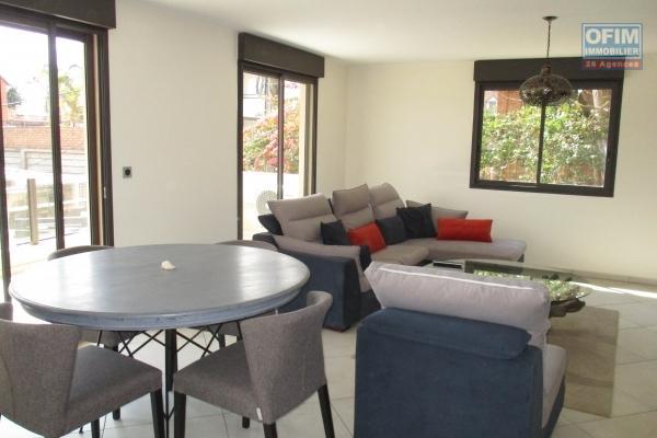 un appartement T3 de standing meublé et  équipé à Ivandry