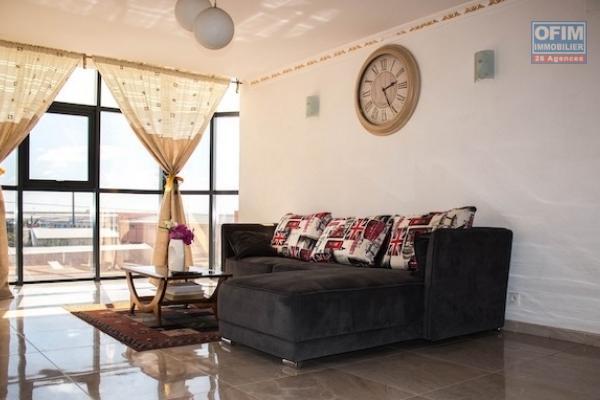 A louer un appartement T3 en duplex à Ivandry Antananarivo