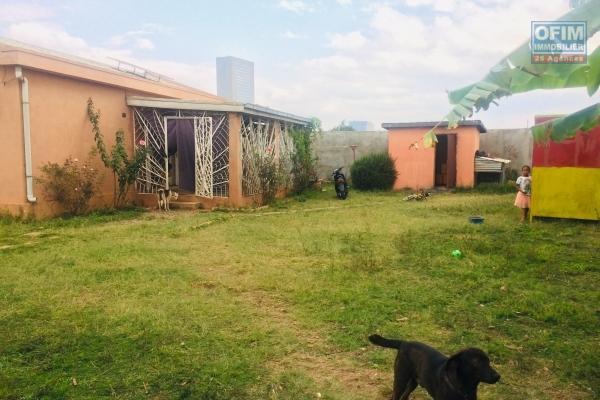OFIM met à la vente un beau terrain de 770m2 dans le quartier résidentiel d'Androhibe