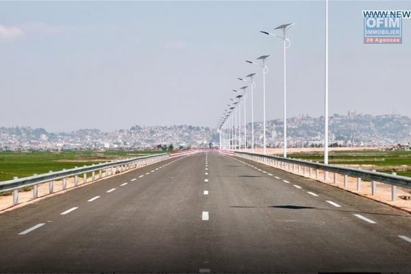 A vendre bel emplacement boulevard de l'Europe  1500 m2