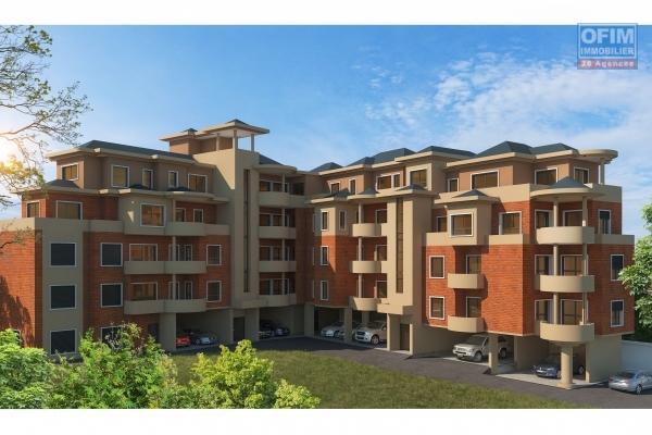 A vendre bel appartement T2 neuf à Tsiadana proche du centre viile .