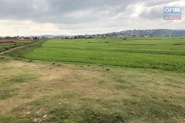 A vendre terrain de 900 m2 à Ambatobe Manazary