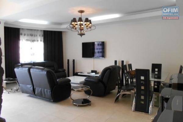 A louer un appartement T4 de haut standing meublé et équipé dans une résidence à Ivandry Antananarivo