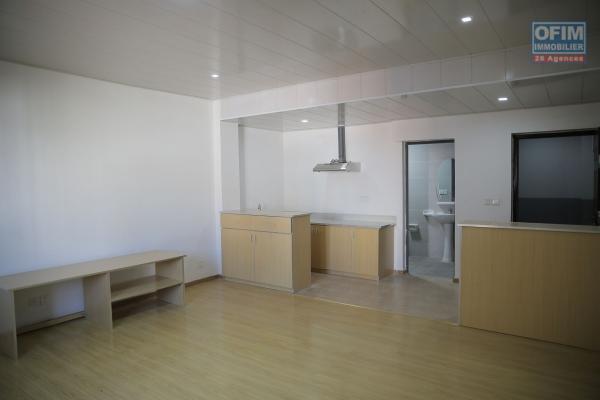 Location d'un studio neuf à Behoririka