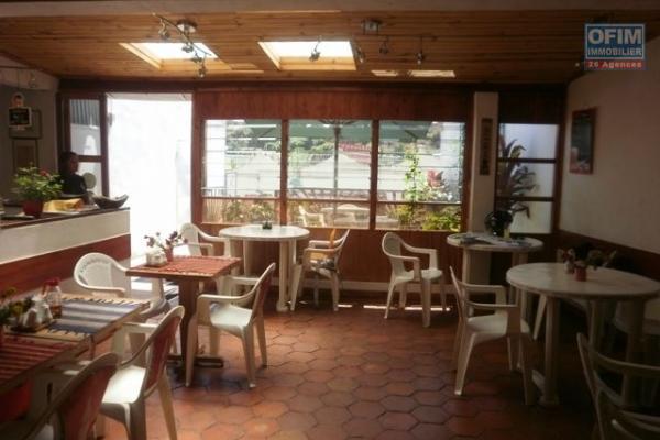 A vendre fond de commerce restaurant  pizzeria Italien à ivandry