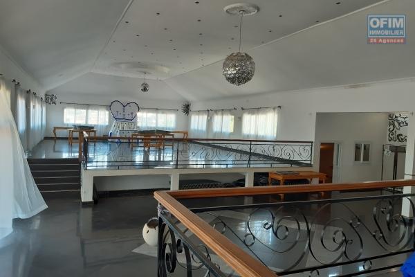 Espace et centre de loisir sur 6000 m2 de terrain à Vontovorona - Antananarivo