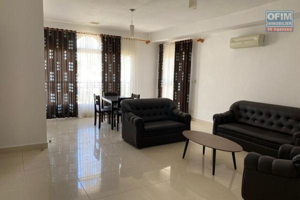 Un appartement T2 meublé à Ambatobe