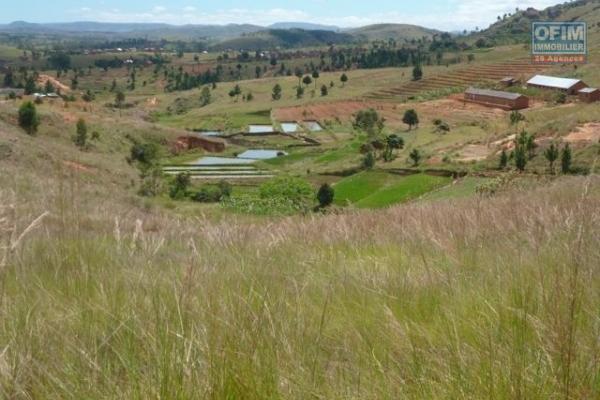 A vendre très grand terrain de 32 Ha à Betsizaraina.