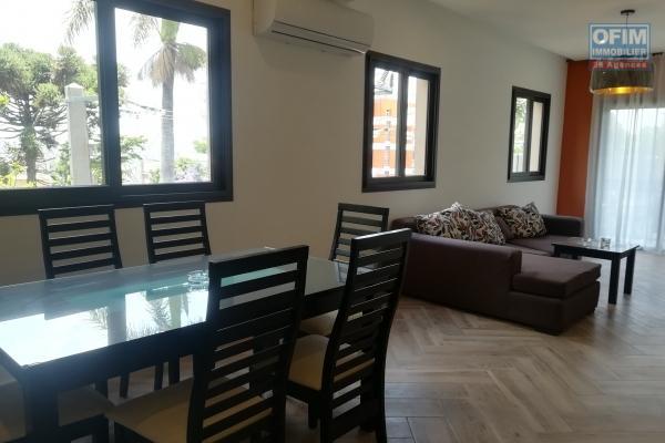 Un appartement T3 meublé avec piscine à Ivandry