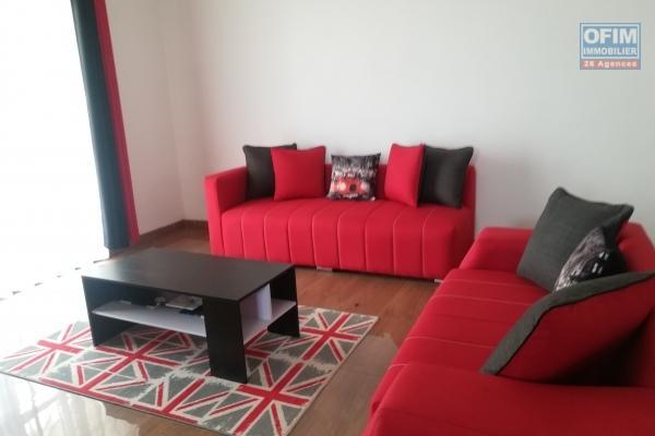 Un appartement T3 entièrement meublé à Mandrosoa Ivato