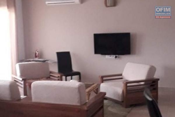 Un appartement T2 meublé à Ivandry