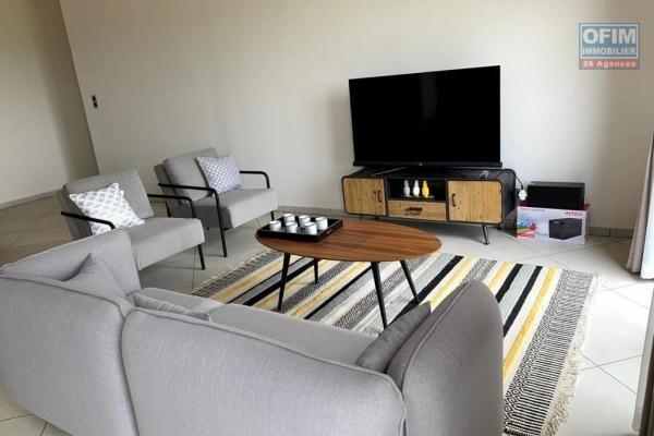 Appartement T3 meublé neuf de haut standing dans une résidence sécurisée à 2 mn à pieds de l'école Française D à Ivandry