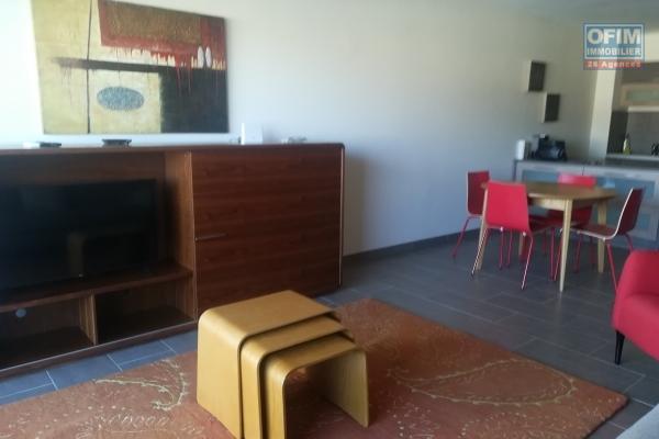 Un appartement T2 entièrement meublé dans une résidence à Ambatobe