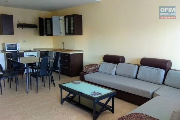 Un appartement T3 semi meublé dans une résidence  avec piscine et bien sécurisée à Ivandry