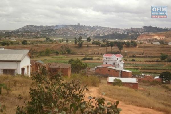 Vente d'un terrain de 4840 m2 ambohimanambola tananarive