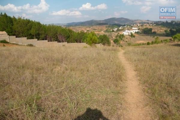 A vendre grand terrain à Soavinimerina Ambohimanga