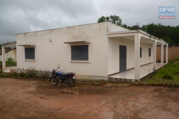 A vendre villa de type F4 à Ivato Croc Farm