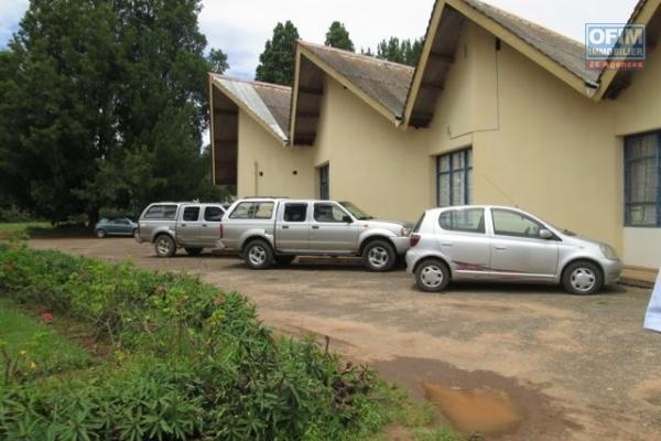 A louer des locaux à partir de 20m2 à Androhibe Antananarivo