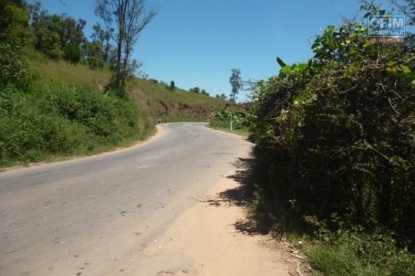 A vendre, lots de 3 terrains avec une magnifique vue à Ambohidratrimo- Antananarivo