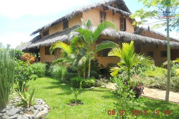 location villa nosy be madagascar