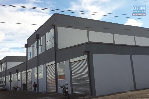 A louer, entrepôt de 400 m2 dans une zone sécurisée à Ankorondrano- Antananarivo