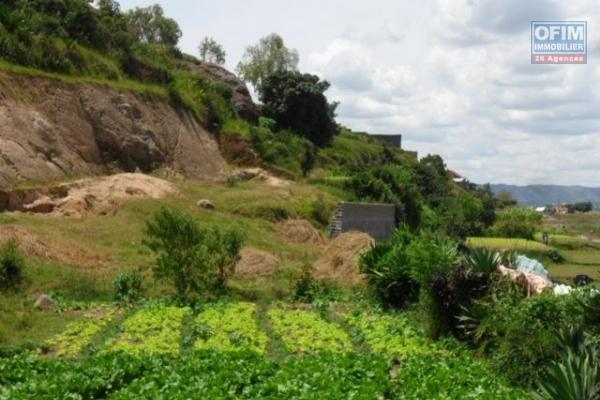 A vendre terrain de 1006 m2 à Ambohibao ambohijanahary