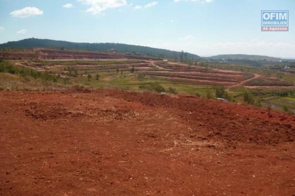 Un terrain de 955 m2, à coté de la Jirama Ambohimanambola- Antananarivo