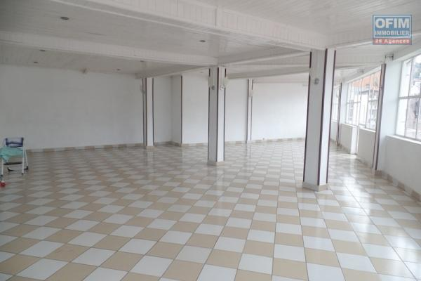 OFIM met en location un local de 200m2 à Mahazoarivo